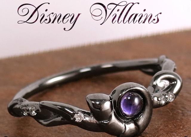 Disney Villains ディズニーヴィランズ シルバーリング